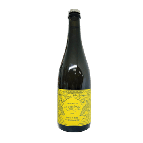 La Sirene What the Farmhouse Wild Ale