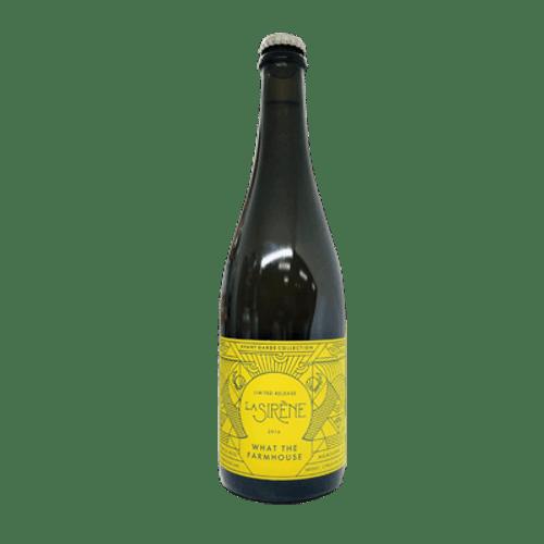La Sirene What the Farmhouse Wild Ale