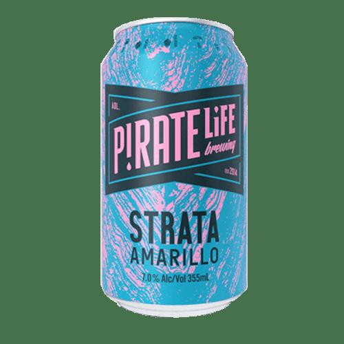 Pirate Life Strata Amarillo IPA