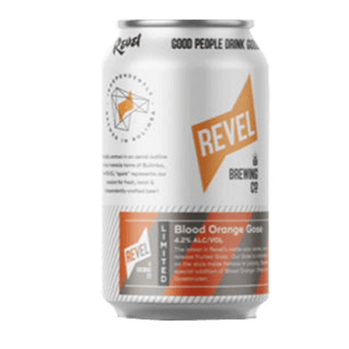 Revel Blood Orange Gose