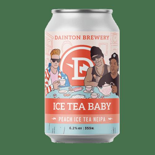 Dainton Ice Tea Baby Peach Ice Tea NEIPA