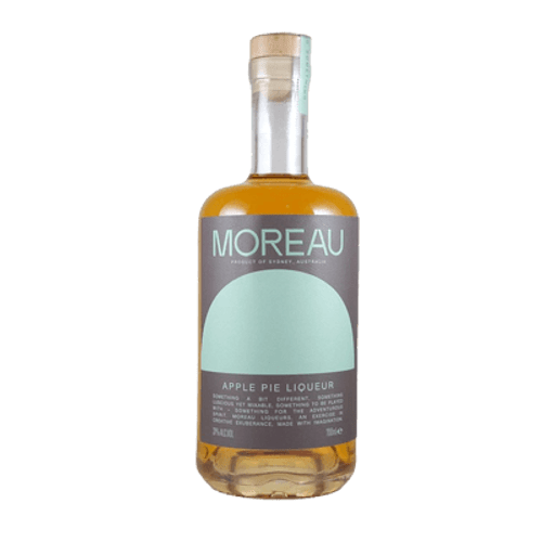 Mobius Moreau Apple Pie Liqueur