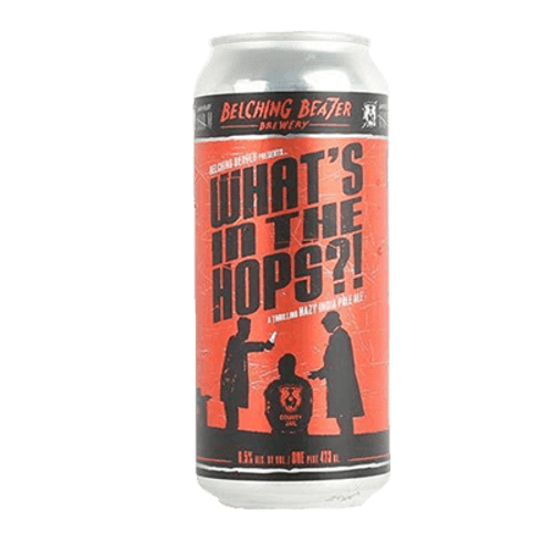 Belching Beaver What's In the Hops?! NEIPA