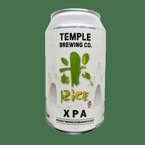Temple Rice XPA