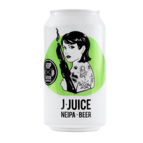 Hop Nation J-Juice NEIPA