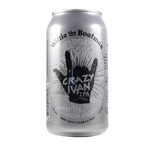 Willie the Boatman The Crazy Ivan IPA