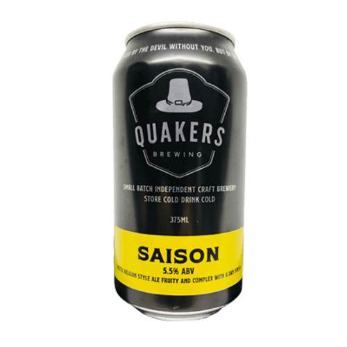 Quakers Hat Saison