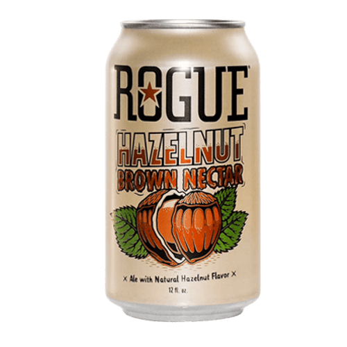 Rogue HazelNut Brown Nectar 355ml Can