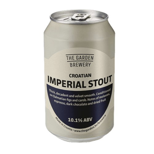The Garden Croatian Imperial Stout