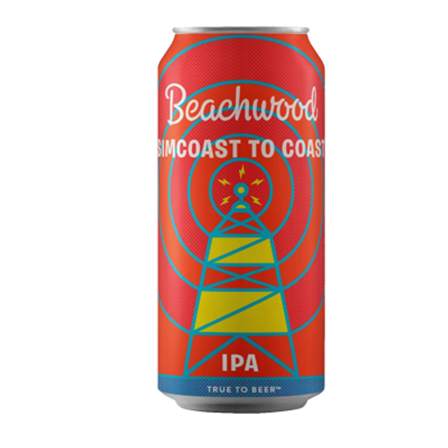Beachwood Simcoast To Coast IPA
