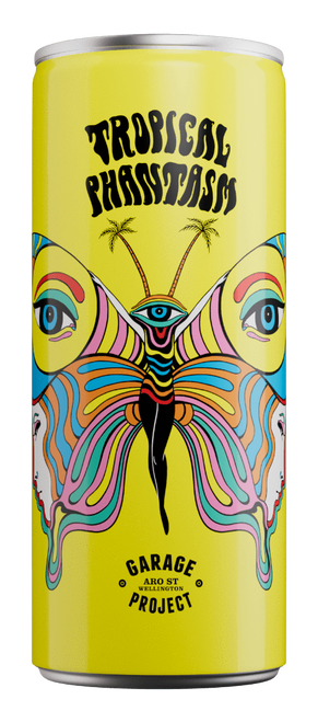 Garage Project Tropical Phantasm Hazy White Wine