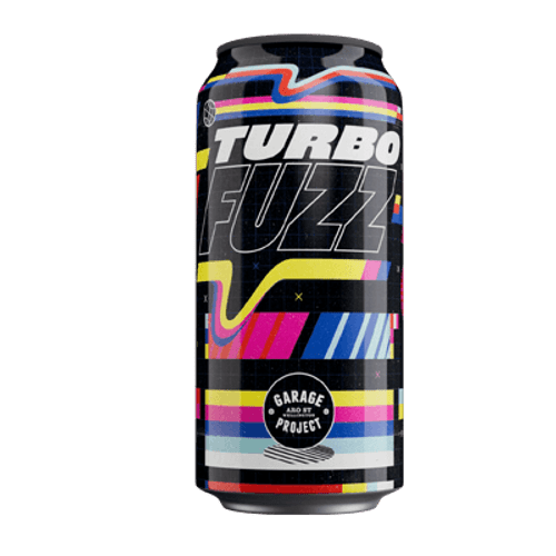 Garage Project Turbo Fuzz Triple Hazy IPA