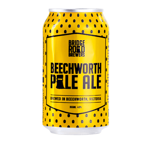Bridge Road Beechworth Pale Ale 355ml Can