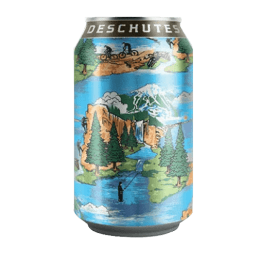 Deschutes Pacific Wonderland Lager 355ml Can