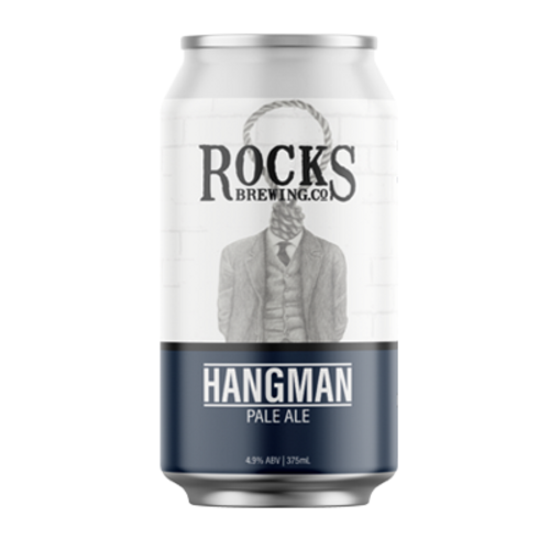 Rocks Hangman Pale Ale 375ml Can
