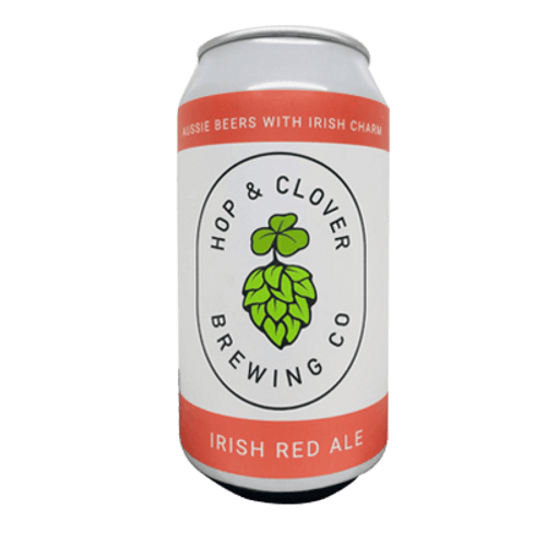 Hop & Clover Irish Red Ale