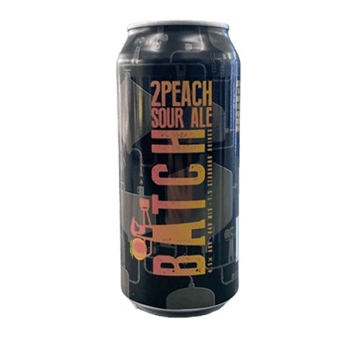 Batch 2Peach Sour Ale 440ml Can