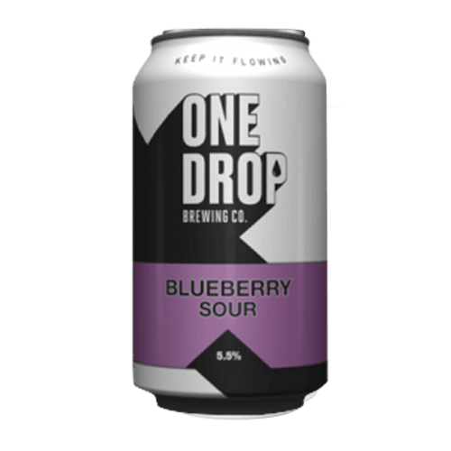 One Drop Blueberry Sour Ale
