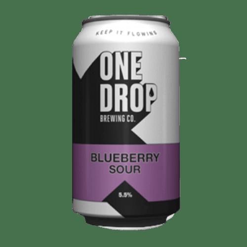 One Drop Blueberry Sour Ale