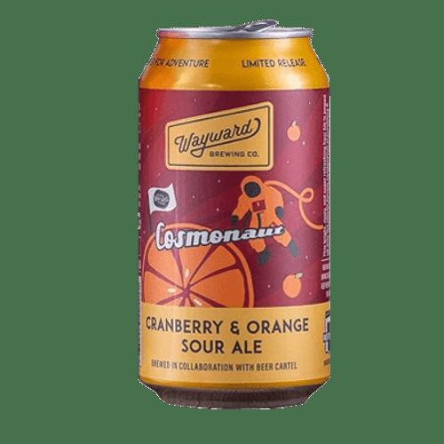 Wayward Cosmonaut Cranberry & Orange Sour Ale