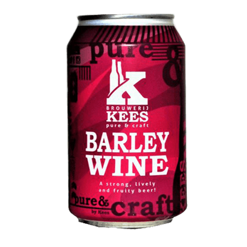 Kees Barley Wine 330ml Can