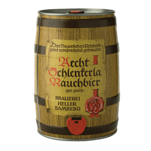 Aecht Schlenkerla Rauchbier Marzen 5L Keg