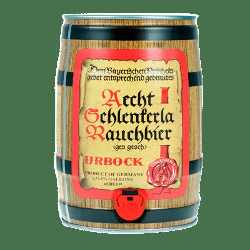 Aecht Schlenkerla Rauchbier Urbock 5L Keg