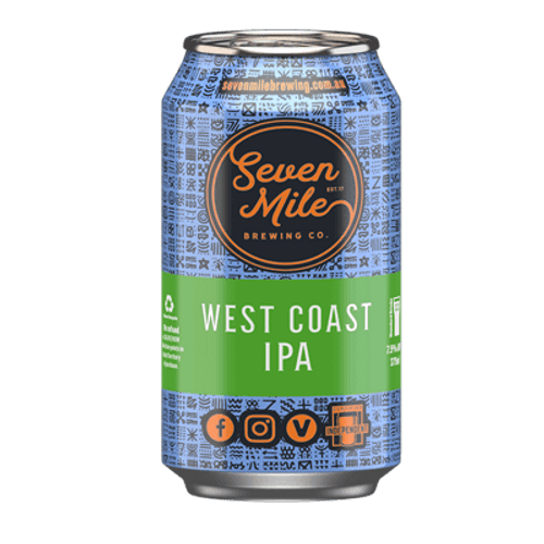 Seven Mile West Coast IPA