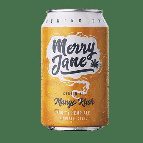 Doss Blockos 'Merry Jane' Mango Kush Fruit Hemp Ale