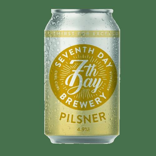 Seventh Day Pilsner