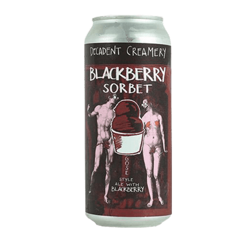 Decadent Ales Blackberry Sorbet Gose