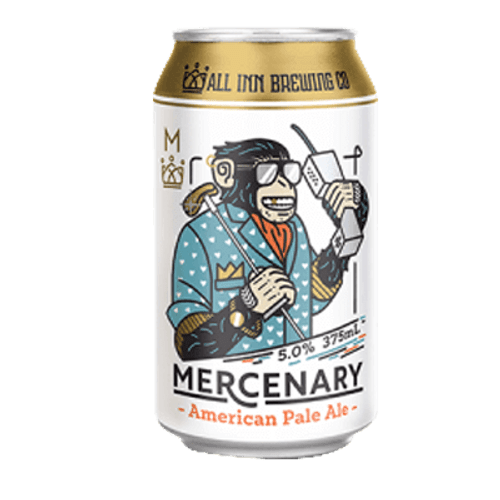 All Inn Mercenary APA