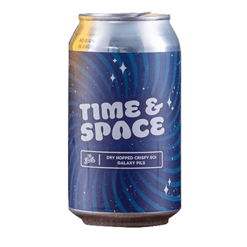 Mr Banks Time & Space Galaxy Pilsner