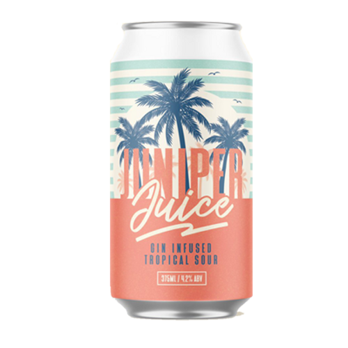 Newstead Juniper Juice Gin Tropical Sour