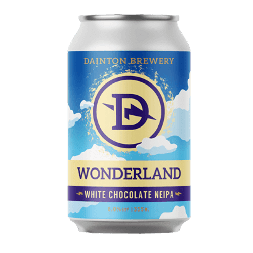 Dainton Wonderland White Chocolate NEIPA