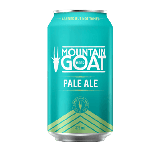 Mountain Goat Pale Ale 375ml Can
