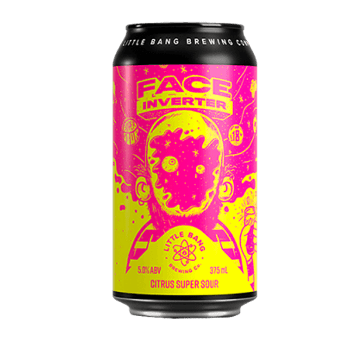 Little Bang Face Inverter Citrus Sour Ale