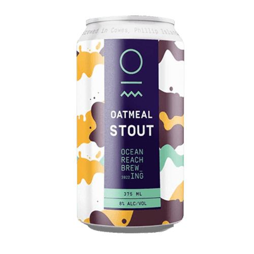 Ocean Reach Oatmeal Stout