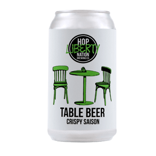 Hop Nation Table Beer Crispy Saison