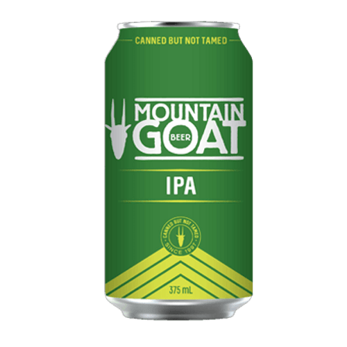 Mountain Goat IPA 375ml Can