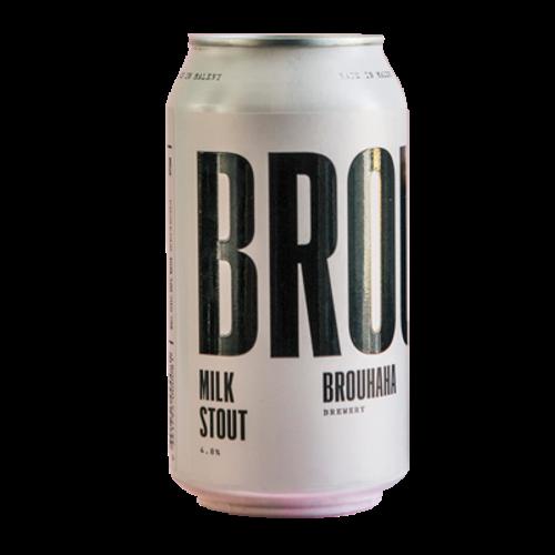 Brouhaha Milk Stout