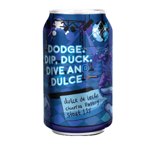 Tiny Rebel Dodge, Dip, Duck, Dive And Dulce (1 Limit)