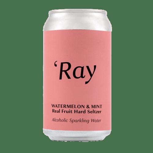 Hop Nation Ray Watermelon & Mint Hard Seltzer