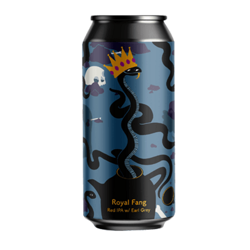 Tallboy & Moose Royal Fang Earl Grey Red IPA