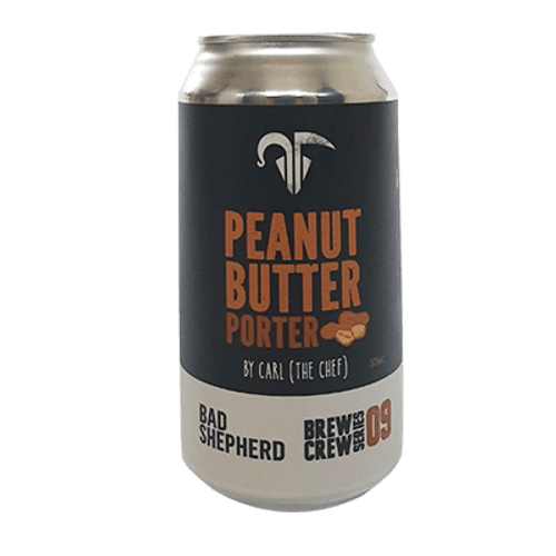 Bad Shepherd Peanut Butter Porter