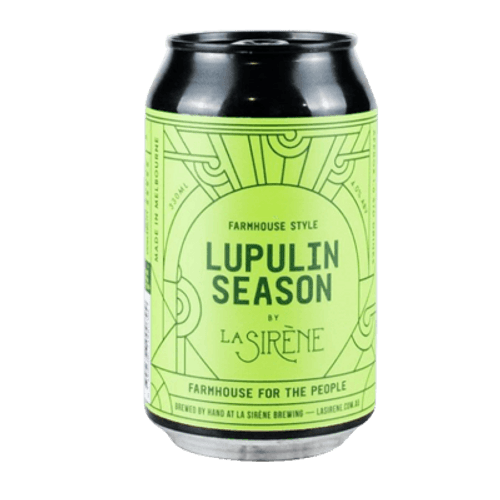 La Sirene Lupulin Season DDH Farmhouse Ale
