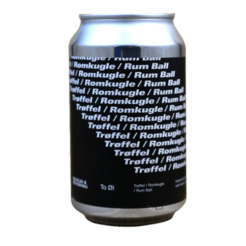 To Ol Rum Ball Imperial Stout