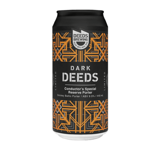 Deeds Conductor's Special Reserve Porter