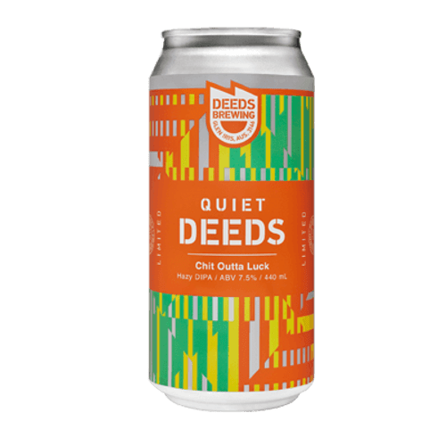 Deeds Chit Outta Luck Hazy DIPA