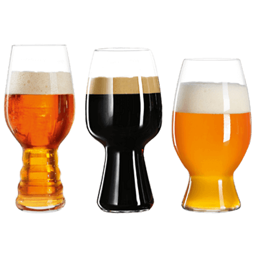 Spiegelau Craft Beer Tasting Kit (3 Pack)